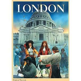 London BoardgameBooks