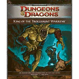 Dandd King Of The Trollhaunt Wars P1Books