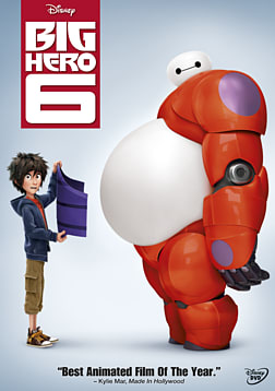 Big Hero 6DVD