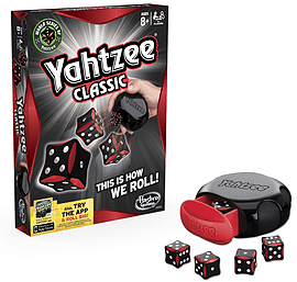 Yahtzee Dice GamePuzzles and Board Games