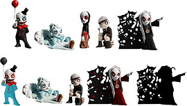 Living Dead Dolls 2 inch Series 2 Collectible FigurinesFigurines