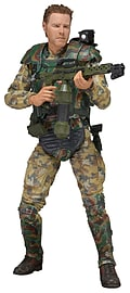 Neca Series 2 Aliens Sergeant Windrix 7 inch Action FigureFigurines