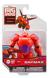 Big Hero 6 10cm Baymax Armoured FigureFigurines