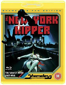 New York RipperBlu-ray