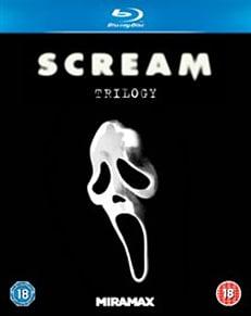 Scream TrilogyBlu-ray
