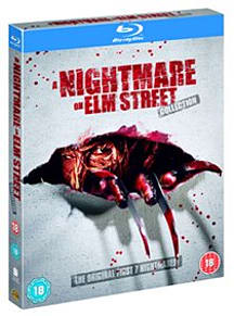 Nightmare On Elm Street 1-7Blu-ray