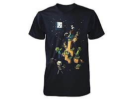 Minecraft T-Shirt - Tight Spot (KIDS SIZES)Clothing and Merchandise