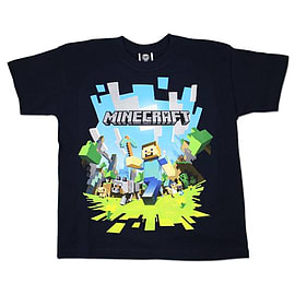 Boys Minecraft T-shirt | Mine Craft Tshirt | Age 5 to 6 YearsClothing and Merchandise