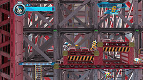 Mighty No. 9 screen shot 1