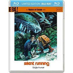 Silent Running Masters of CinemaBlu-ray