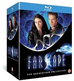 Farscape: The Complete Seasons 1-4Blu-ray