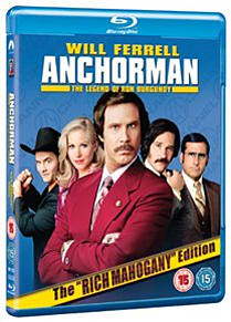 Anchorman - The Legend of Ron BurgundyBlu-ray