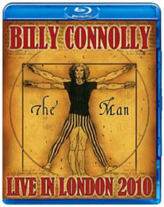 Billy Connolly: Live in London 2010Blu-ray
