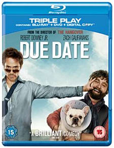 Due DateBlu-ray