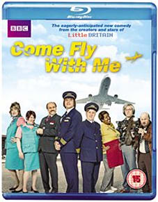 Come Fly With Me: Series 1Blu-ray
