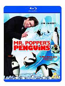 Mr Popper's PenguinsBlu-ray