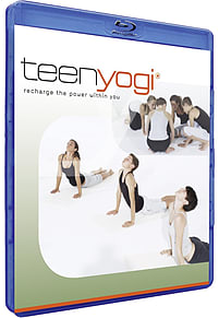 Teen YogiBlu-ray