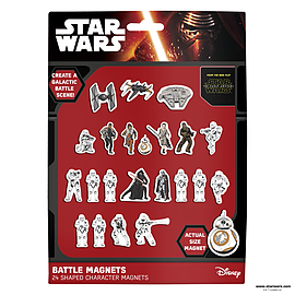 Star Wars Battle Magnets EP7Toys and Gadgets