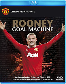 Rooney: Goal MachineBlu-ray