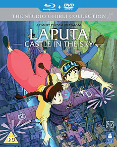Laputa - Castle in the SkyBlu-ray