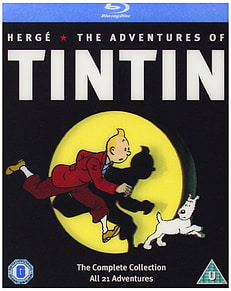 Adventures of TintinBlu-ray