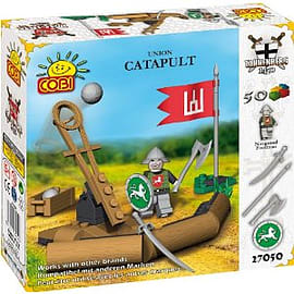 Romans and Barbarians 115 Pcs Catapult (Roman)Figurines