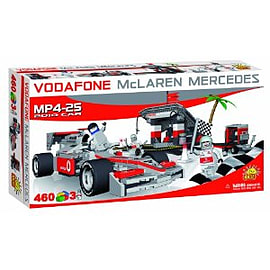 F1 McLaren 460 pcs MP4-25 2010 CarFigurines