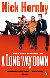 A Long Way Down (Paperback)Books