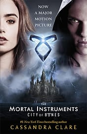 The Mortal Instruments 1: City of Bones Movie Tie-in (Paperback)Books