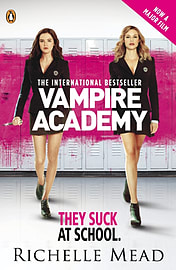 Vampire Academy Official Movie Tie-In Edition(book 1) (Paperback)Books