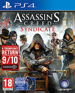 Assassin's Creed: SyndicatePlayStation 4