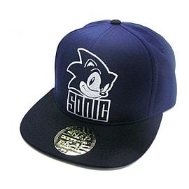 f8f41a5d719 Buy Sega Sonic The Hedgehog Logo Snapback Baseball Cap