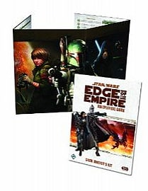 Star Wars: Edge Of The Empire Gm KitBooks