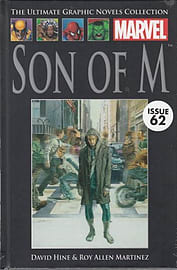 Son of M (Marvel Graphic Novel Collection issue 62)Books