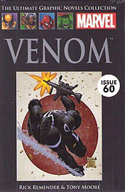 Venom (Marvel Graphic Novel Collection issue 60)Books