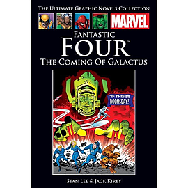 Fantastic Four: The Coming of Galactus Ultimate Marvel Graphic Novel Collection issue 70)Books