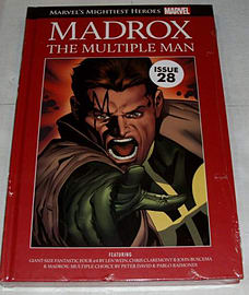 Madrox The Multiple Man (Marvel's Mightiest Heroes issue 28)Books