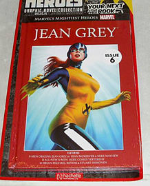 Jean Grey (X-Men) (Marvel's Mightiest Heroes issue 6)Books