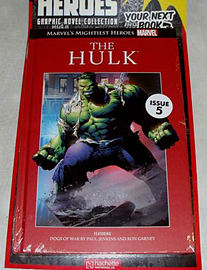 The Hulk (Marvel's Mightiest Heroes issue 5)Books
