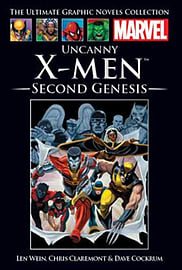 Uncanny X-Men: Second Genesis (Marvel Graphic Novel Collection issue 57)Books