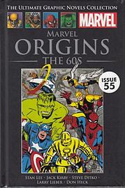 Marvel Origins: The 60s (Marvel Graphic Novel Collection issue 55)Books