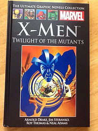 X-Men: Twilight of the Mutants (Marvel Graphic Novel Collection issue 67)Books