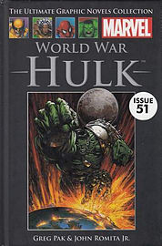 World War Hulk (Ultimate Marvel Graphic Novel Collection issue 51)Books