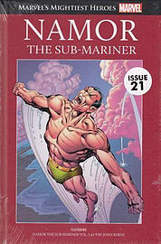 Namor the Sub-Mariner (Marvels Mightiest Heroes issue 21)Books