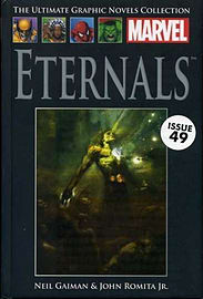 Eternals (Ultimate Marvel Graphic Novel Collection issue 49)Books