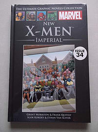 New X-Men: Imperial (Official Marvel Graphic Novel Collection issue 34)Books