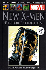 New X-Men: E is for Extinction (Official Marvel Graphic Novel Collection issue 17)Books