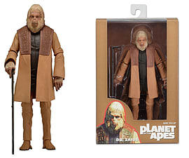 Planet Of The Apes Dr. Zaius 7 Figure Series 2Figurines