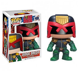 Judge Dredd Pop Vinyl FigureFigurines