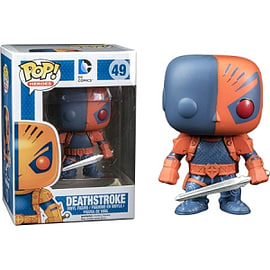 DC Comics- New 52 DeathStroke POP Vinyl Figure (49)Figurines